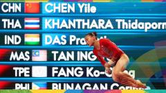 Indosport - Atlet Senam Indah asal China, Chen Yile.