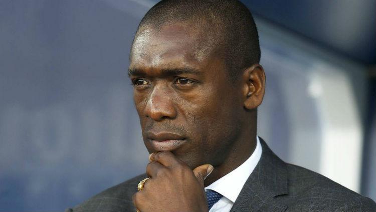 Pelatih baru Timnas Kamerun, Clarence Seedorf. Copyright: AS English