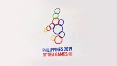 Logo SEA Games 2019. - INDOSPORT
