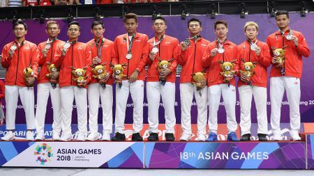Inilah tiga negara pengoleksi medali bulutangkis terbanyak di panggung Asian Games sejak tahun 1962 sampai 2018 lalu. - INDOSPORT
