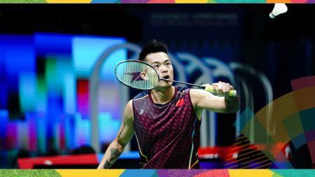 Pebulutangkis China, Lin Dan, membuat Lee Chong Wei semakin bersemangat bidik Olimpiade Tokyo 2020. - INDOSPORT