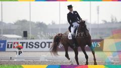 Indosport - Atlet Berkuda Indonesia, Larasati Gading.