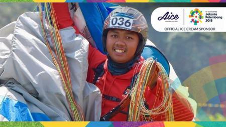 Jafro Megawanto berhasil sumbang medali emas di Asian Games 2018. - INDOSPORT