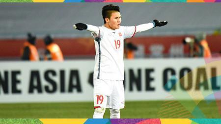 Nguyen Quang Hai, bintang Timnas Vietnam. - INDOSPORT