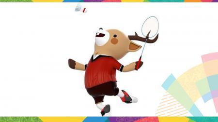 Cabor Bulutangkis Asian Games 2018. - INDOSPORT