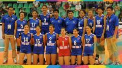 Indosport - Tim Voli Filipina di Asian Games 2018.