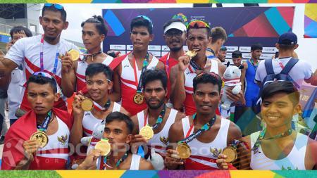 Atlet Dayung Indonesia yang Meraih Emas di Asian Games 2018 - INDOSPORT