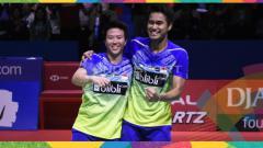 Indosport - Tontowi Ahmad/Liliyana Natsir.