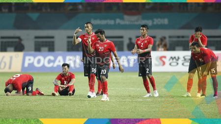 Timnas Indonesia U-23 vs Uni Emirat Arab (UEA) - INDOSPORT