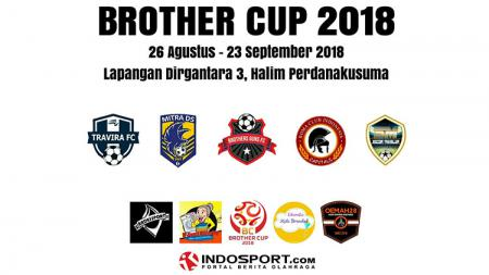 Brother Cup 2018. - INDOSPORT