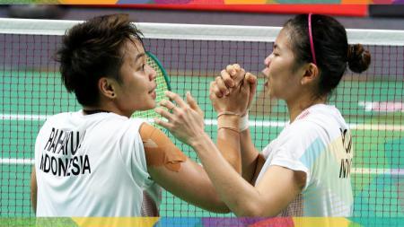 Jadwal pertandingan wakil Indonesia turnamen bulutangkis Chinese Taipei Open 2019 babak kedua, Kamis (05/09/19), di Taipei Arena, Chinese Taipei. - INDOSPORT
