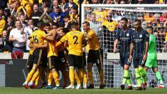 Indosport - Wolverhampton Wanderers akan menjadi lawan terakhir Liverpool di ajang Liga Primer Inggris 2018/19.