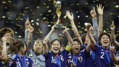 Indosport - Jepang Raih Piala Dunia Wanita U-20.