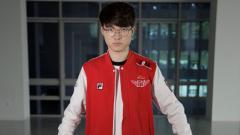 Indosport - Lee Sang-hyeok, bintang eSports dalam game League of Legend