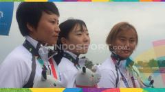 Indosport - Korea Unified atau tim Korea Bersatu memastikan medali emas Asian Games 2018 perdananya lewat cabor kano.