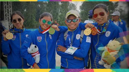 Untung Andika Setiawan, pelatih paralayang Thailand asal Bogor - INDOSPORT