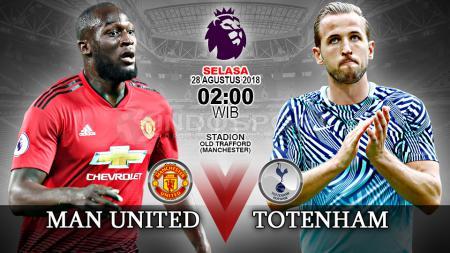 Manchester United vs Tottenham (Prediksi) - INDOSPORT