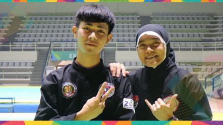 Puspa Arumsari Atlet Pencak Silat Indonesia. - INDOSPORT