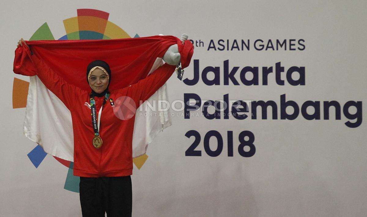 Aksi Atlet Pencak Silat Sapu Bersih Medali Emas Asian ...