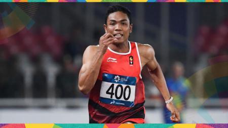 Zohri gagal sumbang medal di nomor lari 100 meter putra - INDOSPORT
