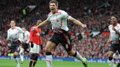 Indosport - Gara-gara tekel horor, legenda Liverpool Steven Gerrard pernah hampir kehilangan bagian paling vital kesayangannya.