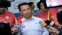 Indosport - Presiden Asosiasi Bulutangkis Malaysia (BAM), Norza Zakaria sesumbar Malaysia akan segera setara dengan Indonesia dalam kurun waktu dua tahun lagi.