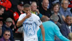 Indosport - Richarlison, pemain Everton yang dicobak didatangkan Liverpool.