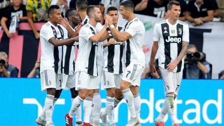 Bukan Cristiano Ronaldo, inilah sosok pemain Juventus yang harus diwaspadai AC Milan jelang laga Serie A Italia, Senin (11/11/19). - INDOSPORT