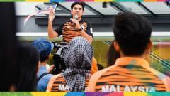 Indosport - Menpora Malaysia, Syed Saddiq.