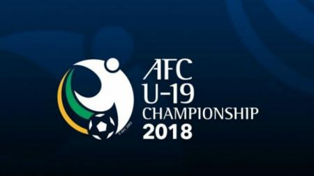 Logo AFC U-19 2018. - INDOSPORT