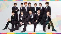 Indosport - Boyband populer asal Korea Selatan, Super Junior.