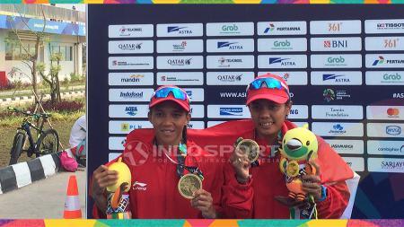 Sumbang Medali untuk Indonesia, Ini Harapan Dua Atlet Mungil Kano untuk Pemerintah - INDOSPORT