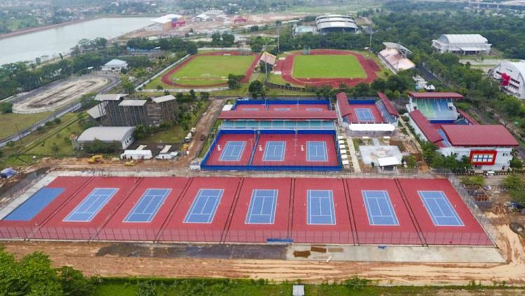 JSC menjadi rumah bagi 3.100 atlet dan tim ofisial Asian Games 2018 Copyright: GNFI