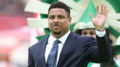Indosport - Ronaldo Nazario, Presiden baru Valladolid.
