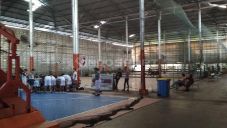 Tifosi Sport Center yang berlokasi di Jalan Radin Inten, Jakarta Timur memang punya konsep sendiri dalam menyediakan fasilitas olahraga. - INDOSPORT
