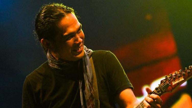 Pay Burman, musisi legenda Indonesia. Copyright: GitarisIndonesia.com