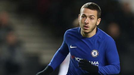 Kylian Hazard, adik dari Eden Hazard, kembali ke Belgia untuk bergabung dengan Club Brugge. - INDOSPORT