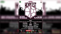 Indosport - Hexafest.