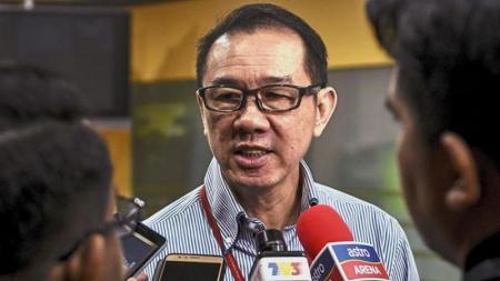 Datuk Ng Chin Chai, ketua BAM. - INDOSPORT