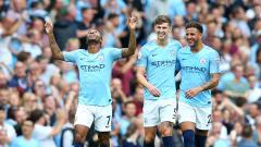 Indosport - Manchester City berhasil mendapatkan poin sempurna kala menghadapi Newcastle United di pekan ke-4 Premier League musim 2018/19.