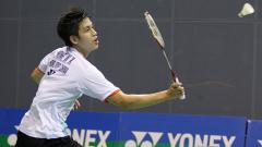 Indosport - Wong Wing Ki Vincent lolos ke babak pertama Hong Kong Open 2019 setelah diwarnai serangkaian ujian berat dalam tiga bulan terakhir.
