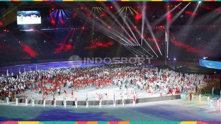 Ribuan atlet meriahkan penutupan Asian Games 2018 - INDOSPORT