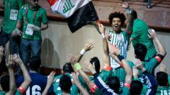 Indosport - Atlet bola tangan Irak, Naser Baderaldeen.
