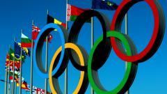 Indosport - Logo Olimpiade.