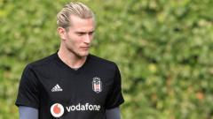 Indosport - Loris Karius, kiper anyar Besiktas.