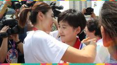Indosport - Tim basket putri Korea Bersatu.