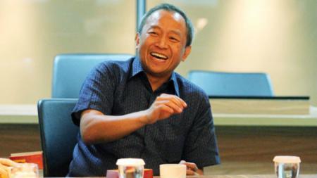 Diektur Utama Persib Bandung Glenn Sugita. - INDOSPORT