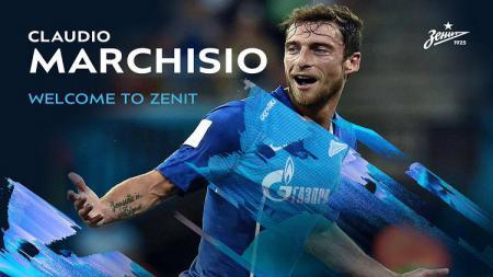 Marchisio bergabung dengan klub raksasa Rusia, Zenit St Petersburg - INDOSPORT