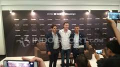 Indosport - Eks bintang Real Madrid, Steve McManaman (Tengah), punya pesan khusus untuk para penggemar LaLiga Spanyol jelang kembalinya liga.