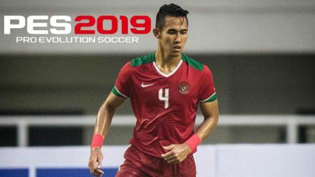 Bek Timnas Indonesia, Ryuji Utomo bisa masuk PES 2019 - INDOSPORT